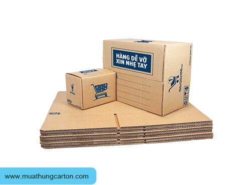 Thùng Carton Hóc Môn Giá Rẻ -1