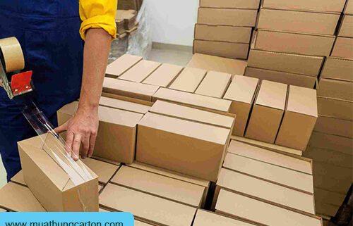 Thùng Carton Hóc Môn Giá Rẻ -2
