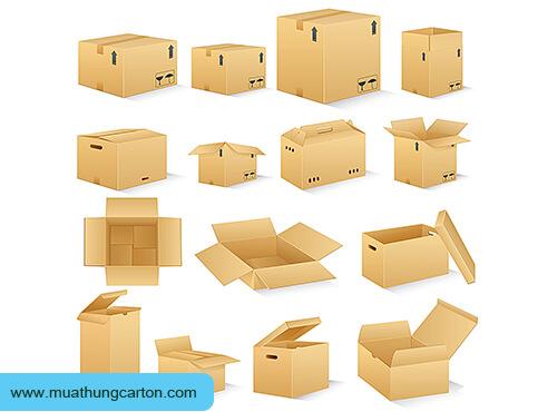 Thùng Carton Hóc Môn Giá Rẻ -3