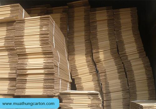 Thùng Carton Hóc Môn Giá Rẻ -4