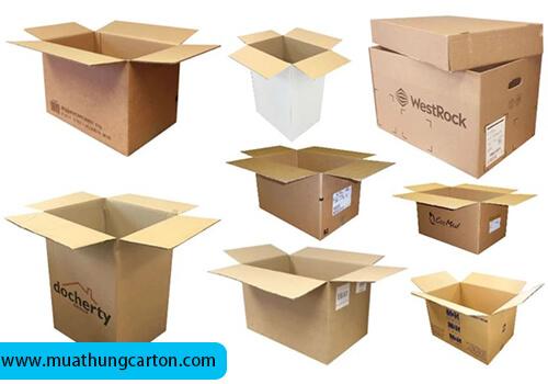 Thùng Carton Quận 10 -1